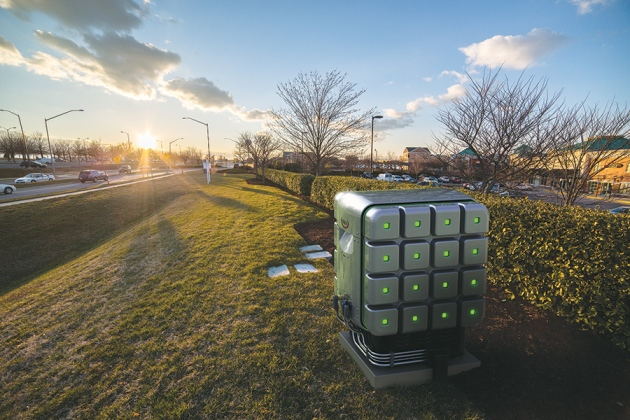 Energy: Reimagine fuel cells