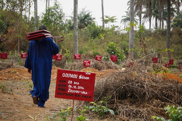 Vaccines alliance signs $5 million advance deal for Merck's Ebola shot