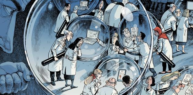 Let's make peer review scientific : Nature News & Comment