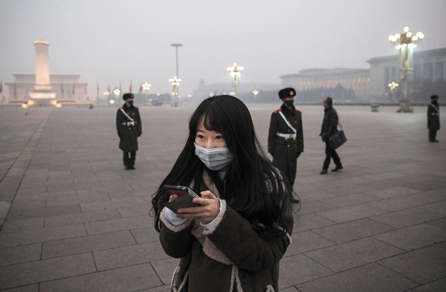 Validate personal air-pollution sensors : Nature News & Comment