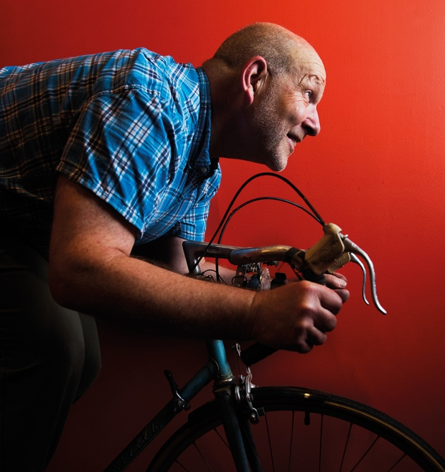 The Bicycle Problem That Nearly Broke Mathematics : Nature News U0026 Comment