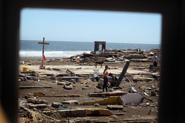 Odds of mega-quake rise at high tide