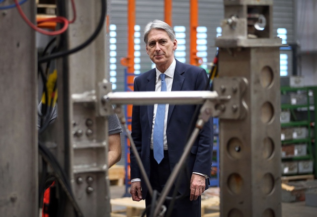 Brexit may take longer than two years to finalise, Hammond warns