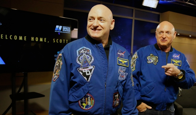 Astronaut Twin Study Hints At Stress Of E Travel