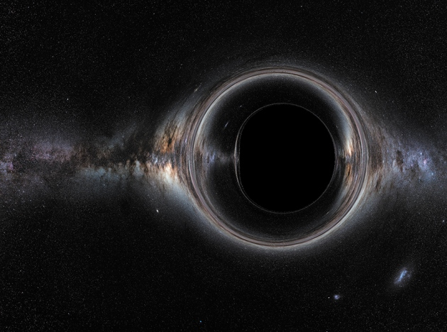 where does a black hole take you - photo #26