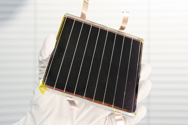 Perovskite Solar Cell Modules