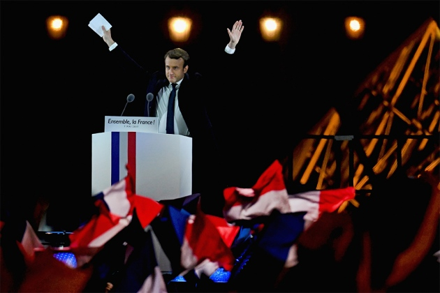 Ex-French PM Valls wants to be Macron candidate