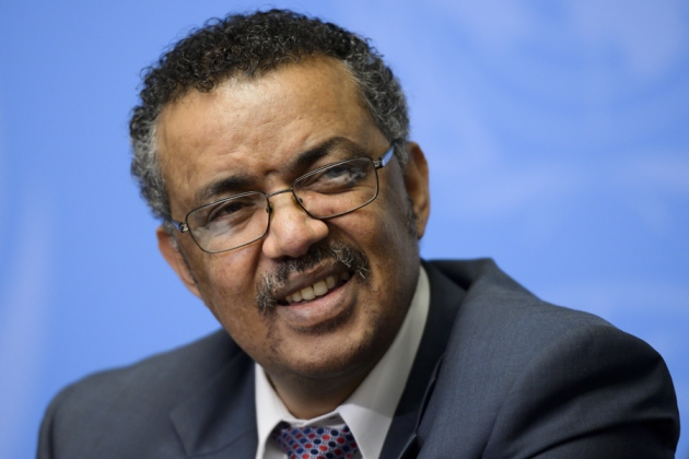 Dr Tedros Adhanom Ghebreyesus, an Ethiopian is New Who Director