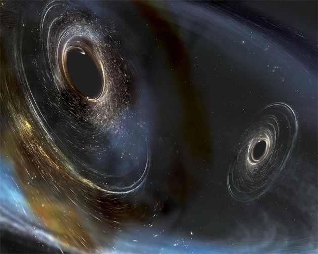 Scientists detect Einstein gravitational waves for a third time