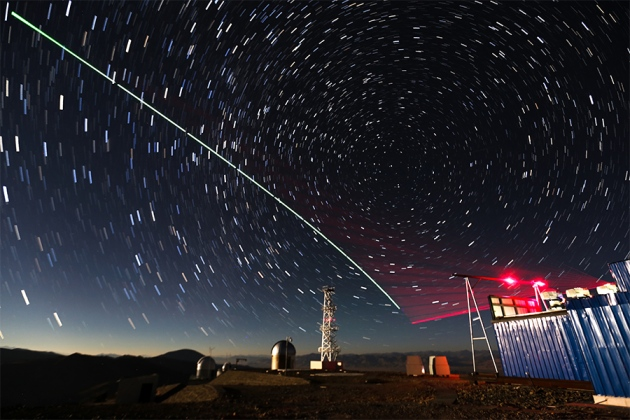 China's quantum satellite achieves