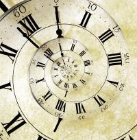 Grandfather Clock Sketch A biological clo...