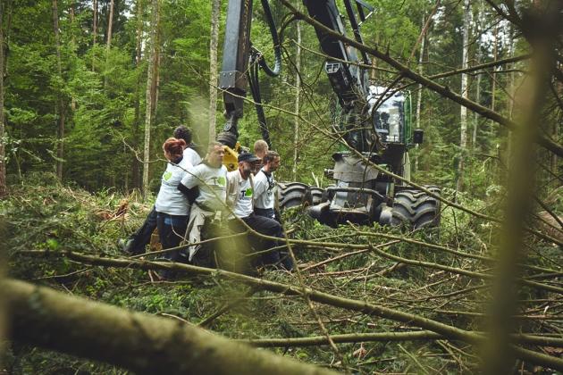 @ Nature/Grzegorz Broniatowki/Greenpeace