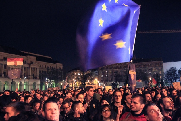 European Union warns of legal action against Hungary's NGO law