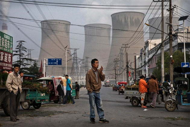 World's carbon emissions set to spike by 2% in 2017