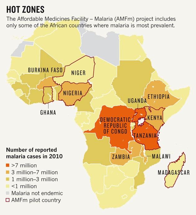 Malaria In Africa 118