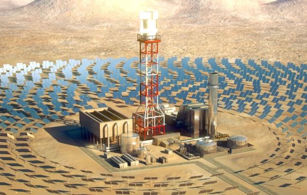 Sahara Solar Plan Loses Its Shine Nature News Amp Comment