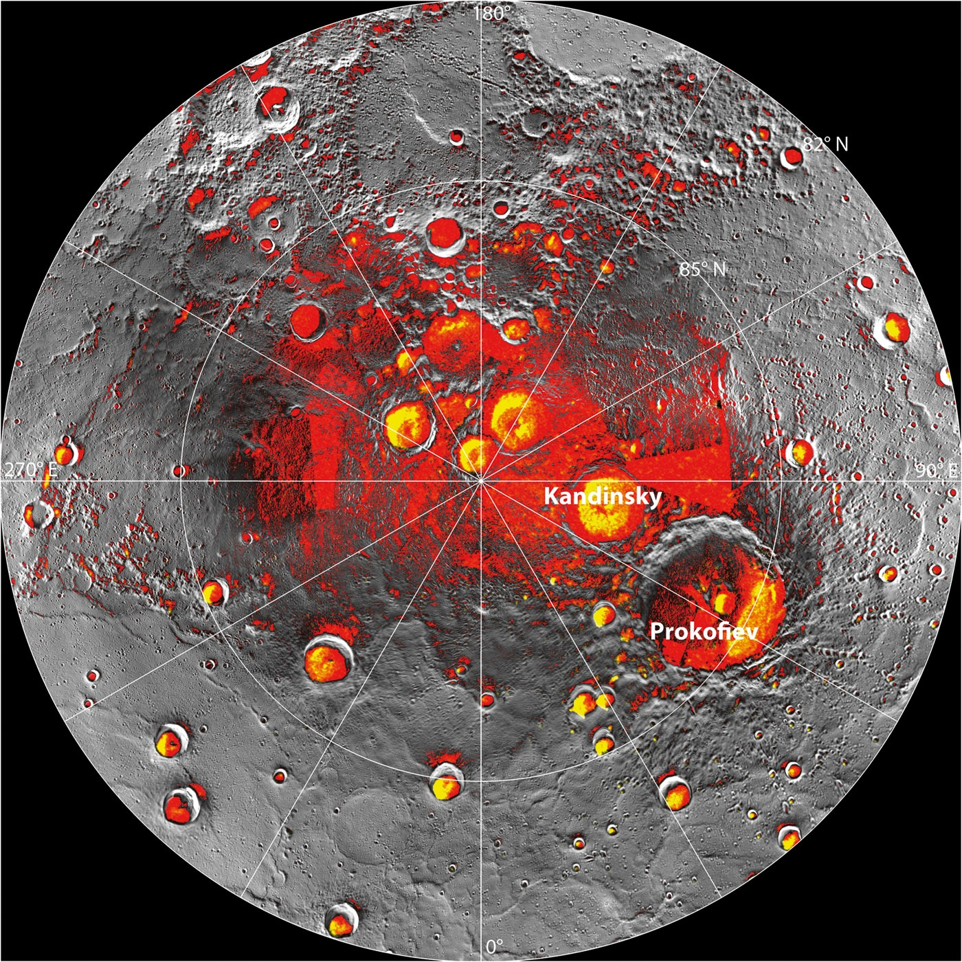 articles on the planet mercury - photo #40
