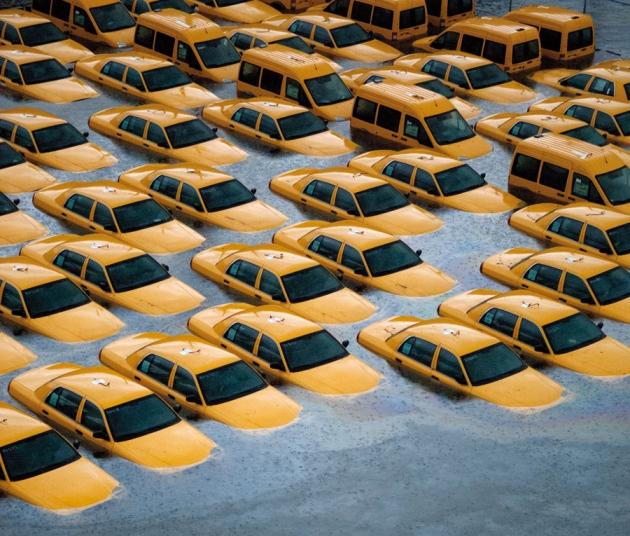 Natural hazards: New York vs the sea : Nature News