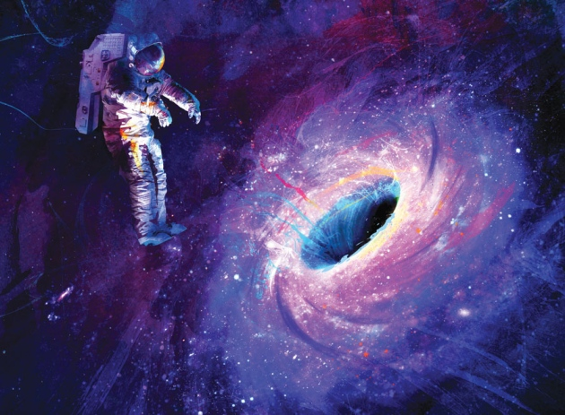Astrophysics: Fire in the hole! : Nature News & Comment