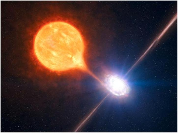 what happens inside a black hole - photo #37