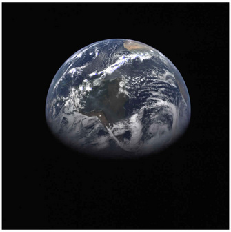 Earth (image by NASA)
