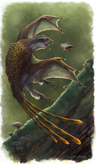 A Dinosaur That Flew on Bat-like Wings | Accumulating Glitches | Learn Science at Scitable