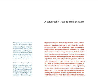 scientific papers  learn science at scitable results and discussion